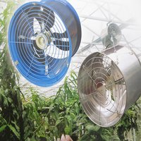 Heavy Hammer Exhaust Fan for Poultry Industry and Greenhouse in