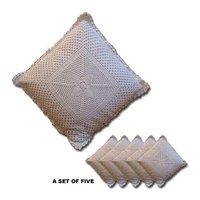 Crochet Handmade Pillow Covers
