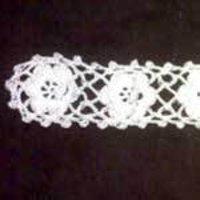 Garment Crochet Lace Edges