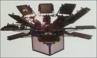 Textile Fusing Machine