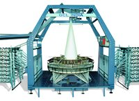 Circular Weaving Machine (10-1s)