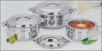 Silver Touch Hot Pot