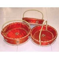 Round Handlebasket Set Of 3 Big