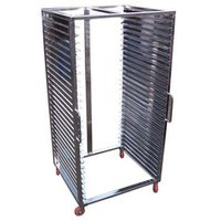 Stainless Steel Tray Trolleys