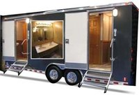 Luxury Ac Mobile Toilet Van