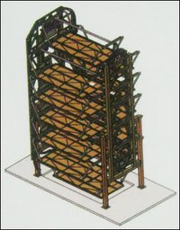 Tower Type Parking System
