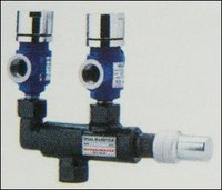 Dual Relief Valve Manifold