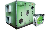 Energy Recovery Ventilation System