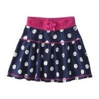 Girls Printed Skirts