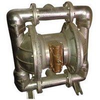 Metallic Air Operated Double Diaphragm Pump (HL-40)