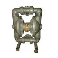 Metallic Air Operated Double Diaphragm Pump (HL-80)