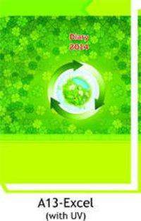 Flora Go Green Diary