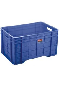Open Handle Plastic Catering Crate (Model 2002)