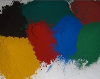Pigment Rubber Color