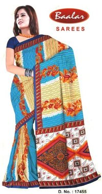Fancy Saree Fabrics