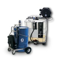 Graco Air-Operated Lubrication System (Graco Led)