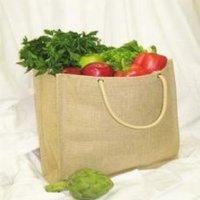 Jute Grocer Bag