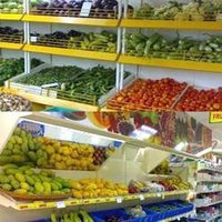 Fruit And Vegetable Racks