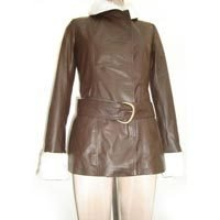 Ladies Stylish Leather Coats