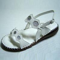 Designer Ladies Leather Sandal