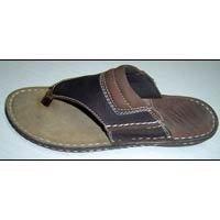 Men Leather Designer Slipper