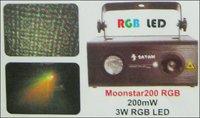 200mw 3w Rgb Led Multi Color Lasers