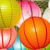 Paper Round Lantern