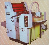 Shee-Fed Offset Machine