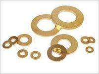 Industrial Brass Washer