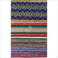Decorative Embroidered Laces