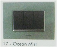 Ocean Mist Switch Cover Plates
