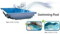 Durable Frp Swimming Pools