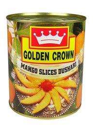 Canned Mango Slice Dushari