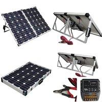 120w Portable Mono Solar Panel