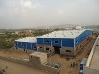 Pre Engineered Steel Frame Building