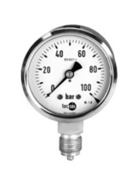 Pressure Gauge (With Bourdon Tube ND 80)