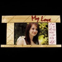 Latest Wooden Photo Frame