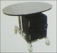 Room Service Trolley With Hot Case No. 137