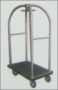 Ss Bird Cage Trolley No. 154