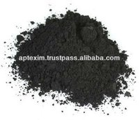 Dry Charcoal Powder