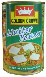 Canned Mutter Paneer