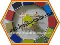 Carbonized Pocket Match Boxes