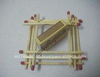 Wooden Pocket Match