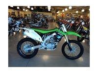 KX450F Dirt Bike