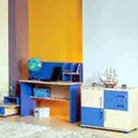 Kids Room Shelve