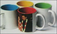 Inner Colour Mug Photo Printing Services