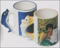 Pet Mug Photo Printing Services