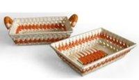 Designer Palmyra Leaf Basket