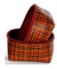 Palmyra Leaf Basket (Plb-01)