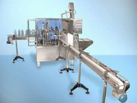 Rinser Filler Capper Machine For Soft Drinks